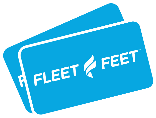 Fleet Feet Gift Cards
